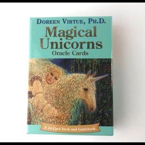 Magical Unicorns Oracle Cards & Book Set